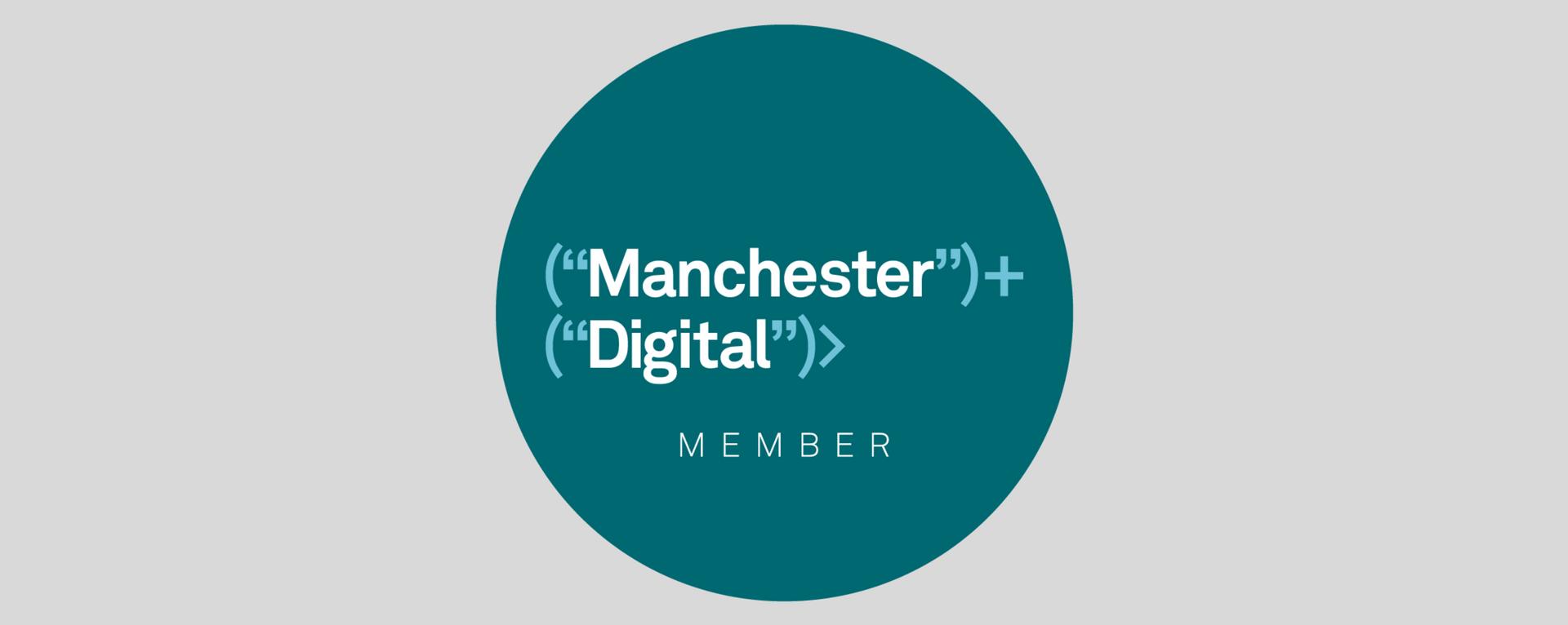 Manchester Digital Logo via Sugar PR website